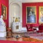 Gödöllői Királyi Kastély, Ferenc József dolgozó szobája