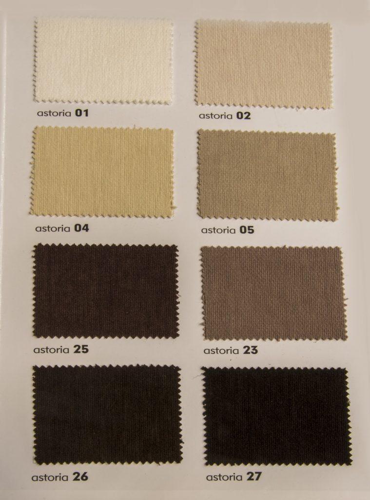 Astoria színek 1.