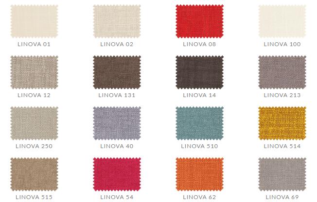 Linova színek