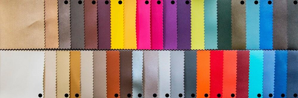 non plus-antibakteriális műbőr jelölt színminta